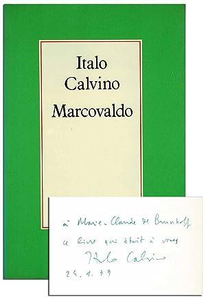MARCOVALDO, OU LES SAISONS EN VILLE (MARCOVALDO,: Calvino, Italo (novel);