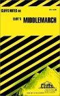 Cliffsnotes Middlemarch: Eliot, George