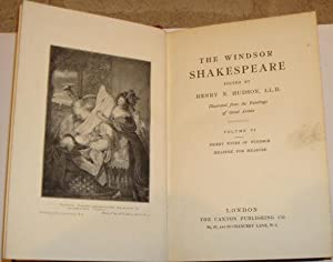 The Merry Wives of Windsor and Measure: William Shakespeare