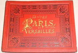 54 Vues De Paris et Versailles