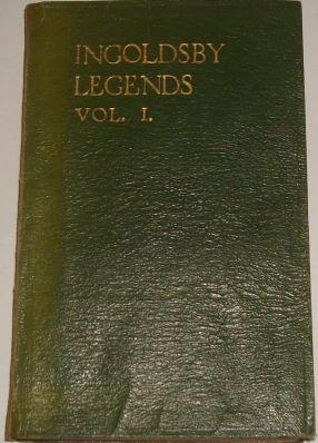 The Ingoldsby Legends of Mirth and Marvel: Thomas Ingoldsby