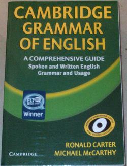 Cambridge Grammar of English: A Comprehensive Guide: Carter, Ronald; McCarthy,