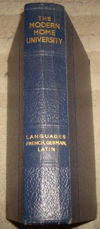 Languages French, German, Latin The Modern Home: J. M. Parrish