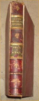 Lloyd's Encyclopaedic Dictionary Vol VI: Edward Lloyd et.