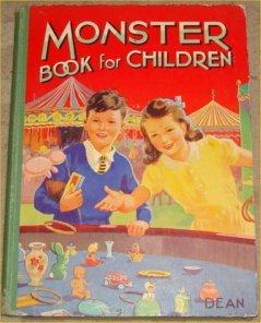 Monster Book for Children