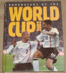 Superstars of the World Cup 2002: Tim Hill