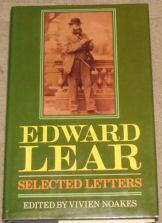 Selected Letters: Lear, Edward
