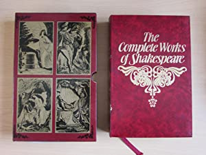 The Alexander Text of The Complete Works: William SHAKESPEARE edited