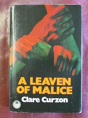 A Leaven of Malice: Clare CURZON