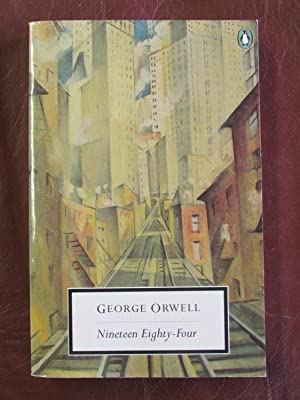 a report on nineteen eighty four by george orwell 1984 by george orwell also commonly titled as nineteen eighty-four ~ 1984 is possibly the definitive dystopian novel, set in a world beyond our imagining.