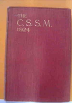 Children's Special Service Mission 1924 Volume 4.: CHILDREN'S SPECIAL SERVICE MISSION.