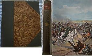 SOUVENIRS DU CAPITAINE PARQUIN 1803 - 1814 Récits de guerre. Dessins par F. de Myrbach, H. ...