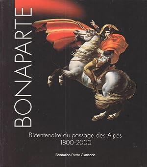 NAPOLEON Catalogue BICENTENAIRE DU PASSAGE DES ALPES 1800 2000 Martigny EO: Fredric KUNZI