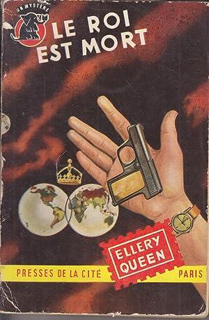 Le ROI EST MORT EO Un Mystere: ELLERY QUEEN