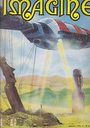 IMAGINE La Revue du Merveilleux # 1 1975 LOISEL Chris FOSS GOETZINGER Floc h DESIMON: LOISEL Chris ...