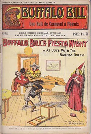 BUFFALO BILL Sobeli # 95 Une Nuit: BUFFALO BILL