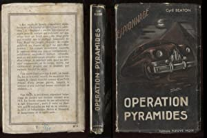 Operation Pyramides FN ESPIONNAGE 9 1951 EDITION: Cyril BEATON
