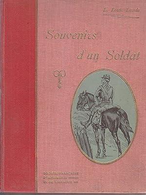 SOUVENIRS D UN SOLDAT Fusiliers Marins 1870: Lucien Louis Lande