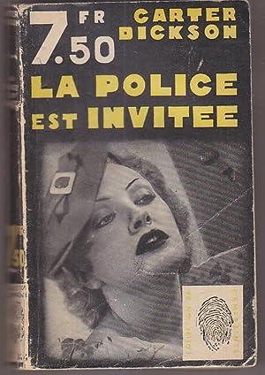 La POLICE EST INVITEE EO L Empreinte: Carter DICKSON John