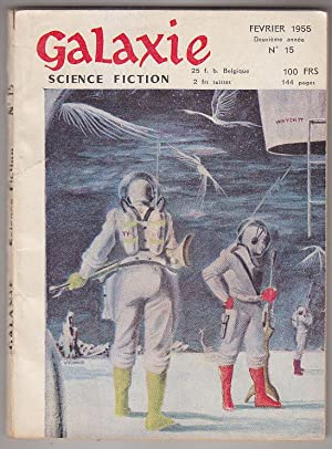 GALAXIE # 15 1965 Keith LAUMER BOLO: Keith LAUMER Pohl