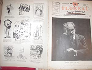 Revue FLOREAL 1920 SPECIAL EMILE ZOLA Renee: EMILE ZOLA Renee