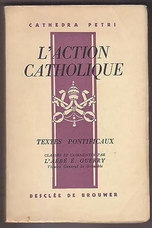 L ACTION CATHOLIQUE 1936 EO Numerote GRENOBLE: Abbe Guerry