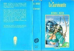 La SURVIVANTE EO 1980 CLA Jaquette FENARD: Octavia BUTLER