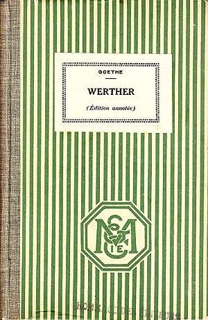 WERTHER. Introduction et notes de P. LABATUT: GOETHE.