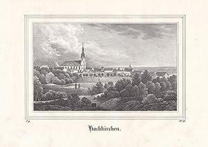 """HOCHKIRCH bei Bautzen - """"Hochkirchen"""". Gesamtansicht. Anonyme"""