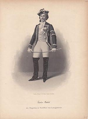 Theodor Wachtel als Chapelou in Postillon von