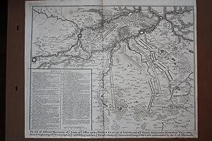 Belgien, Eugen von Savoyen, Claude-Louis-Hector de Villars,