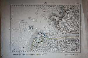 Kuxhaven, Herzogthum Holstein, Hamburg, Königreich Hannover, Elbe,