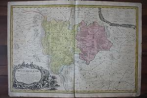 "Mittelschlesien - Herzogtum Münsterberg. ""Principatus Silesiae Munsterbergensis"