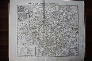 "Grafschaft Glatz / Fürstentum Münsterberg - ""La Comte de Glatz avec le ..."