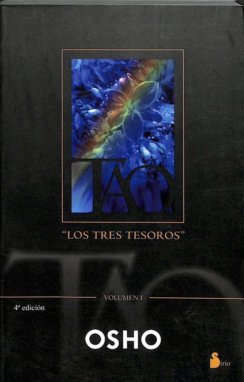 TAO: LOS TRES TESOROS VOL.1 ( OSHO ).: Osho