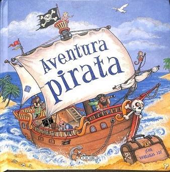 Aventura pirata (Ventanas 3D)