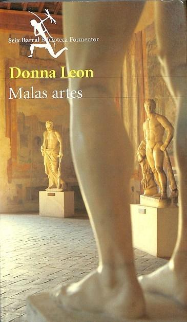 MALAS ARTES. - LEON, DONNA