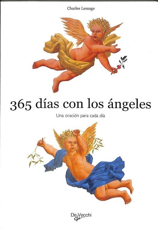 365 DÍAS CON LOS ÁNGELES - Charles Lessage