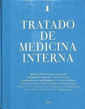 TRATADO DE MEDICINA INTERNA I.: carlos perezagua