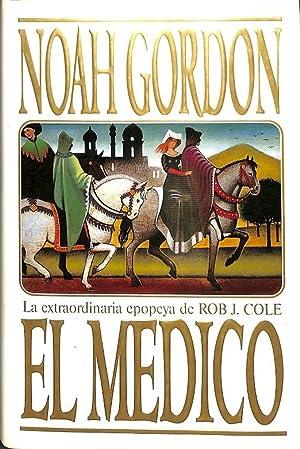 EL MEDICO.: noah gordon