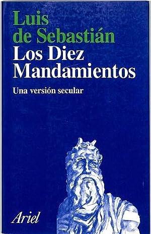 LOS DIEZ MANDAMIENTOS.: Sebastián, Luis de