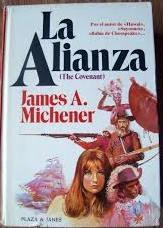 LA ALIANZA (THE COVENANT).: james a.michener
