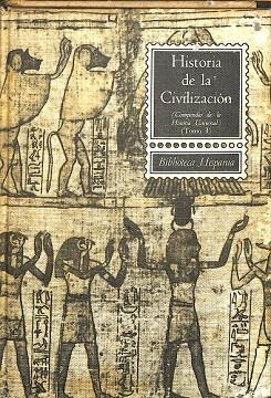 HISTORIA DE LA CIVILIZACION TOMO I.: RICARDO VERA TORNELL