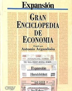 EXPANSIÓN. ENCICLOPEDIA PRÁCTICA DE ECONOMÍA .: ARGANDOÑA, ANTONIO