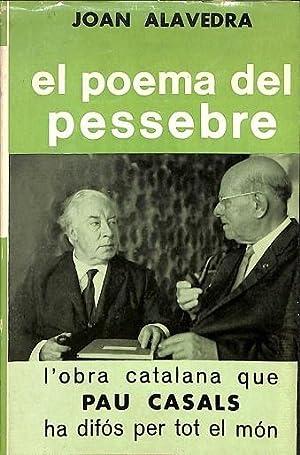 EL POEMA DEL PESSEBRE.: JOAN ALAVEDRA