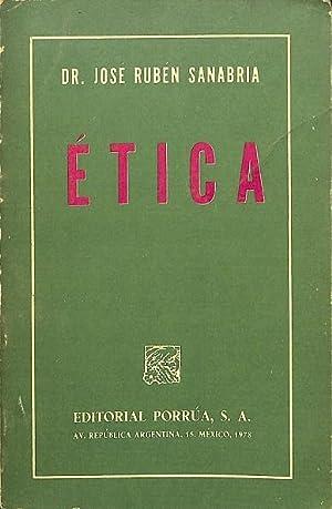 ETICA.: DR.JOSE RUBEN SANABRIA