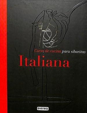 COCINA ITALIANA. CURSO DE COCINA PARA SIBARITAS.: LENZ CLAUDIA /