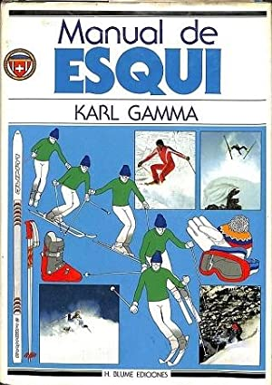 MANUAL DE ESQUI.: Karl. GAMMA