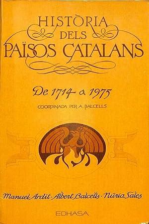 HISTORIA DELS PAISOS CATALANS (CATALAN).