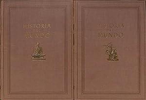 HISTORIA DEL MUNDO VOLUMEN I, II. EL: R. FLENLEY- W.